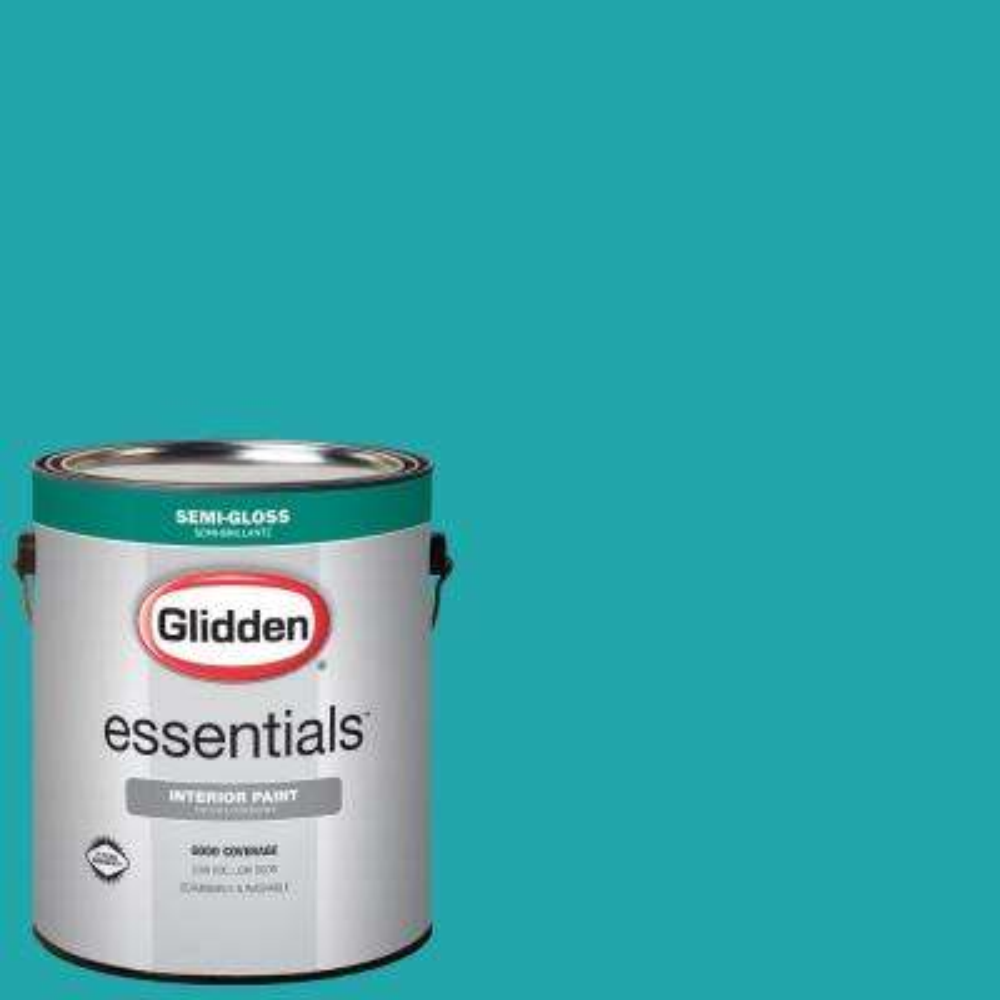 Hdgb14 Marine Blue Semi Gloss Interior Paint