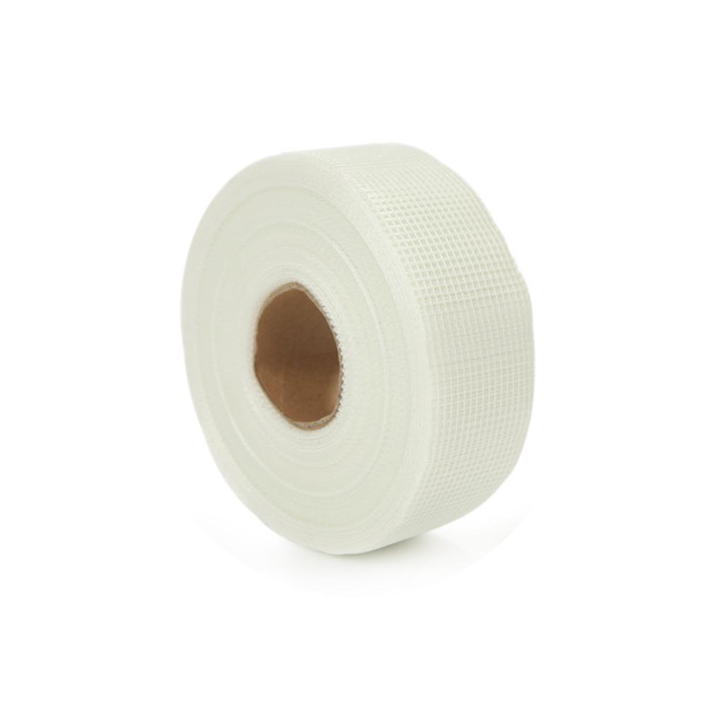 2 in. x 150 ft. in White Fiberglass Mesh Tape (4-Pack)
