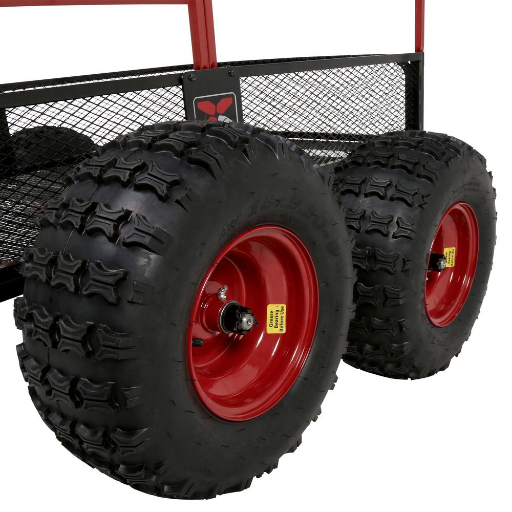 Yutrax X4 Atv Off Road Trailer Tx159 The Home Depot