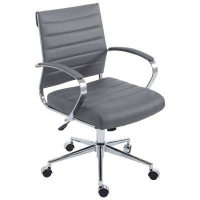 Tremaine Grey Office Chair