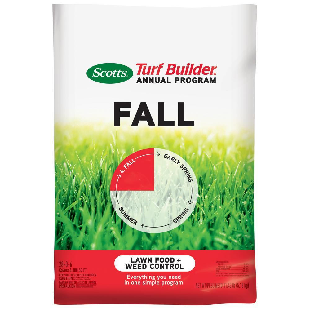 Turf Builder 12 lbs. Fall Lawn Fertilizer