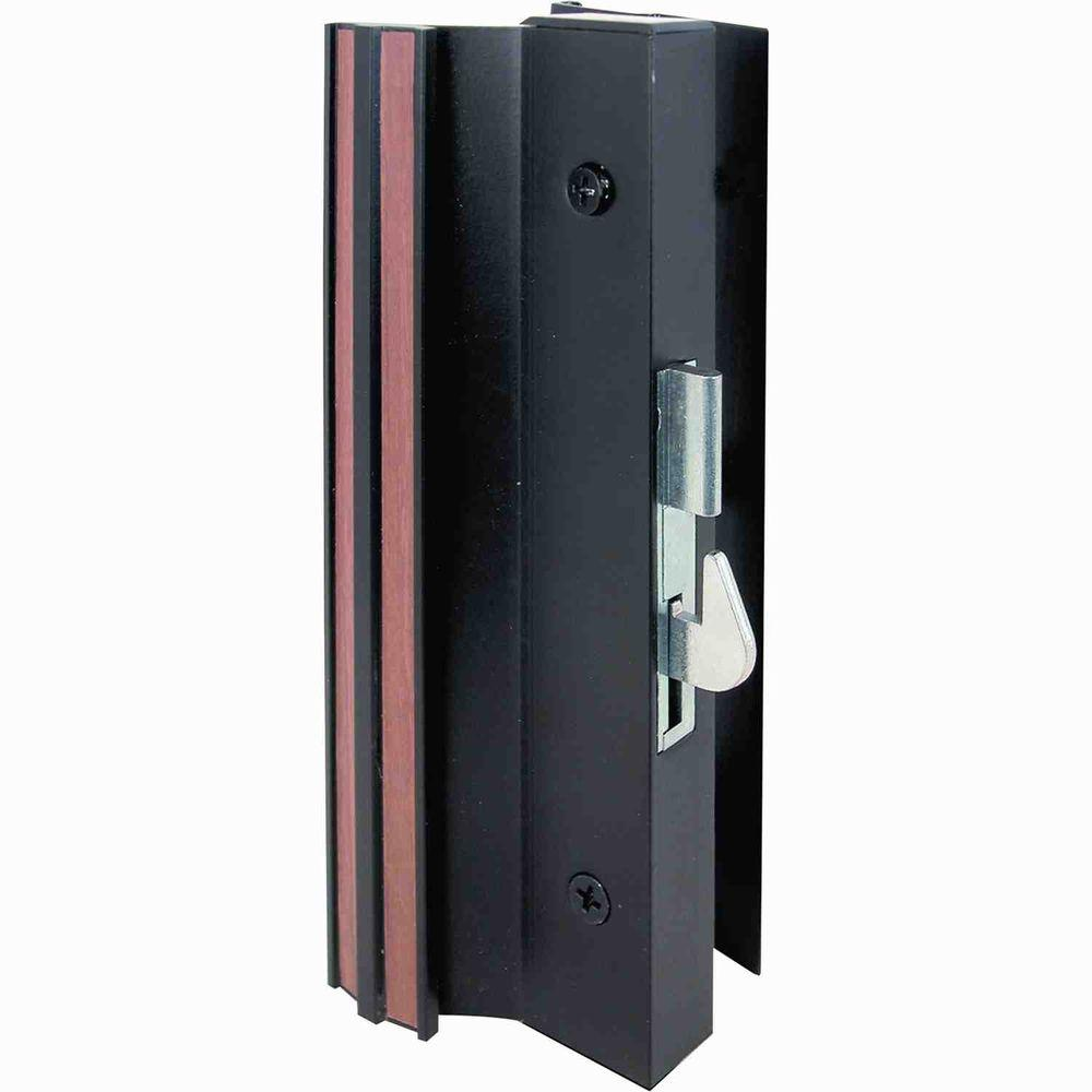 Prime line hook style surface mount sliding glass door for Home depot sliding glass door lock