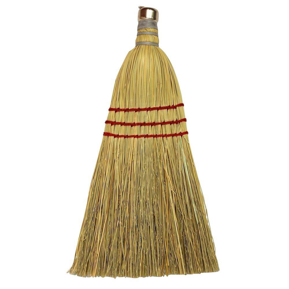 Genuine Joe Natural Whisk Broom by Genuine Joe
