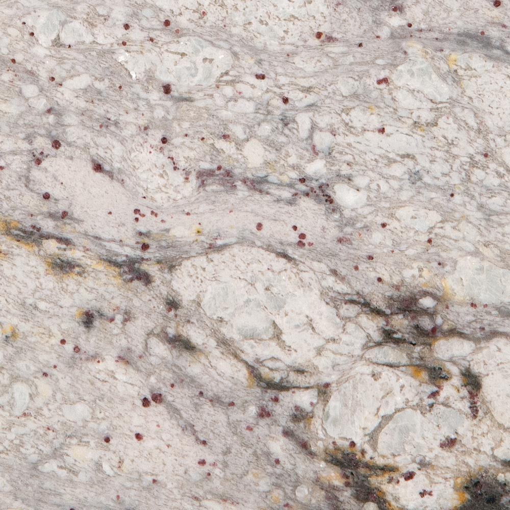 3 in. x 3 in. Granite Countertop Sample in Yukon White