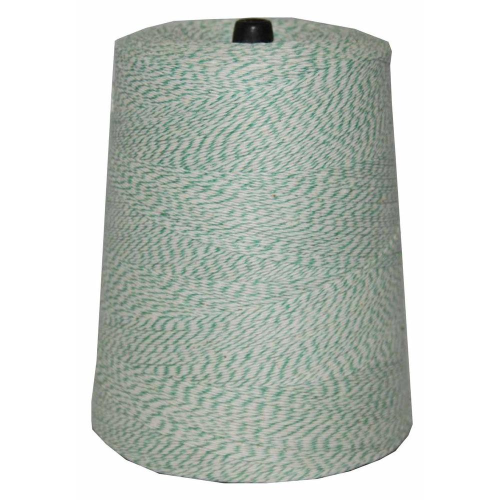 4-Ply 9600 ft. 2 lb. Twine Cone in Variegated Green and