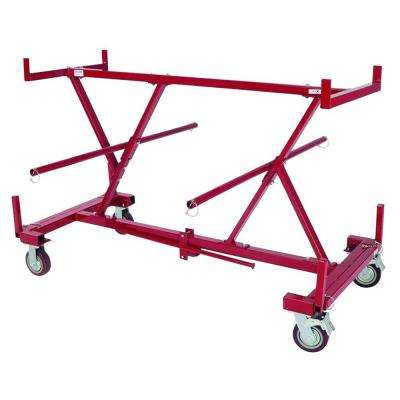 Electrical MC (Metal Clad) Cable and Wire Service Tool Cart