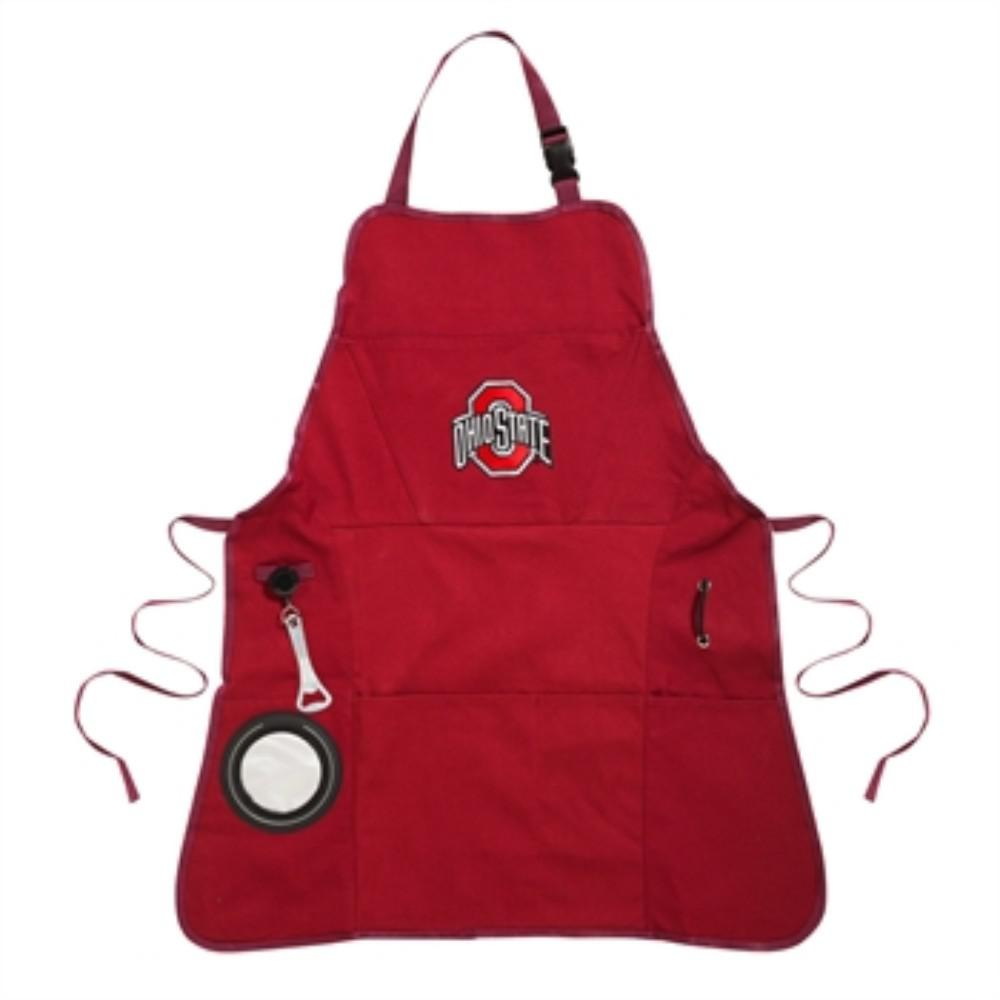 Ohio State University NCAA 24 in. x 31 in. Cotton Canvas