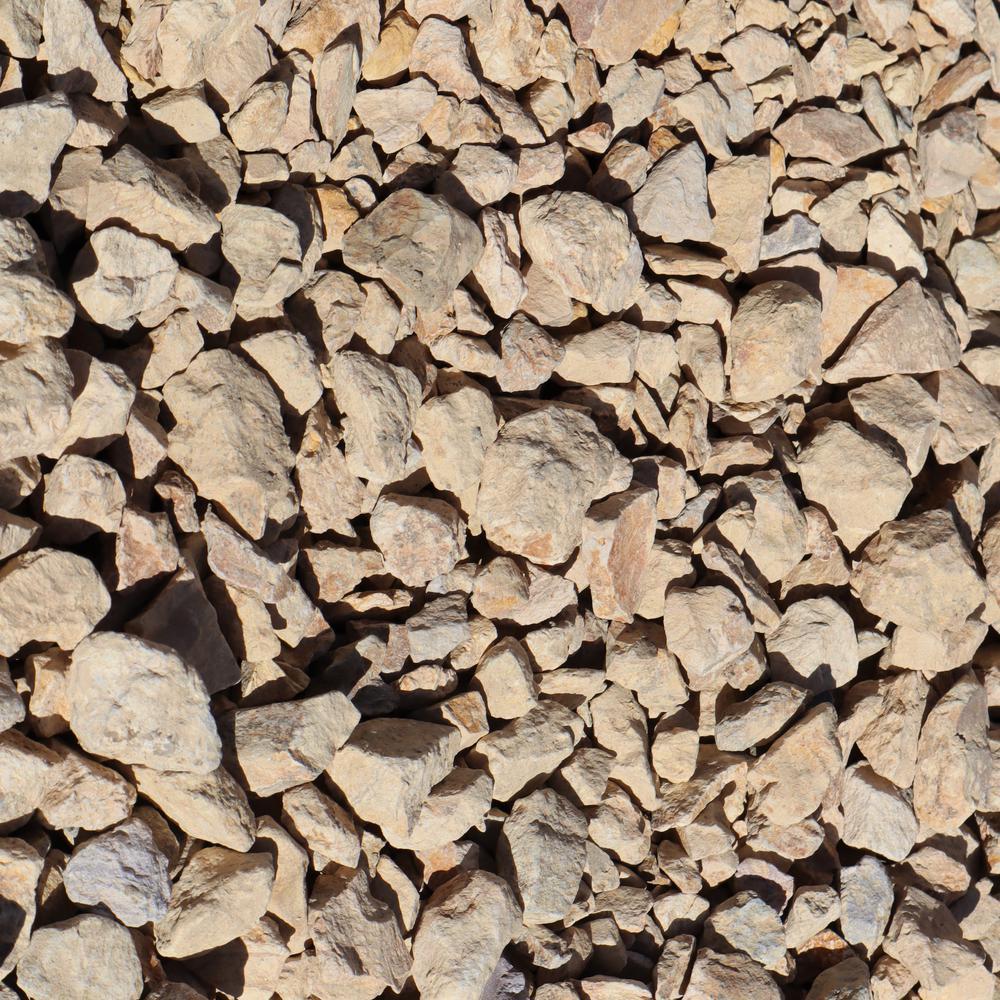27.50 cu. ft. 3/4 in. to 1-1/2 in. California Gold Landscaping Gravel (2200 lb. Super Sack)