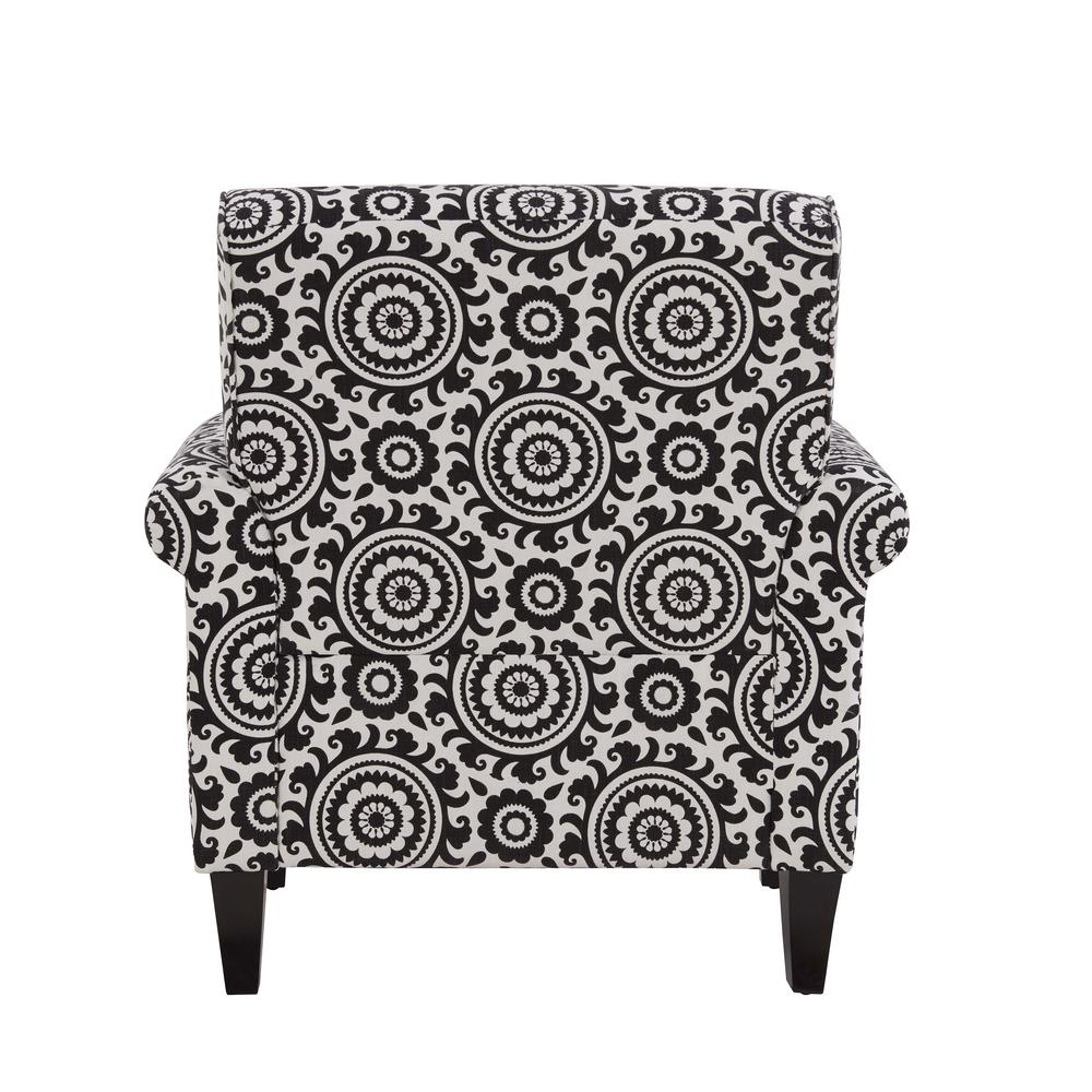 Outstanding Black And Cream Accent Chairs Ocoug Best Dining Table And Chair Ideas Images Ocougorg