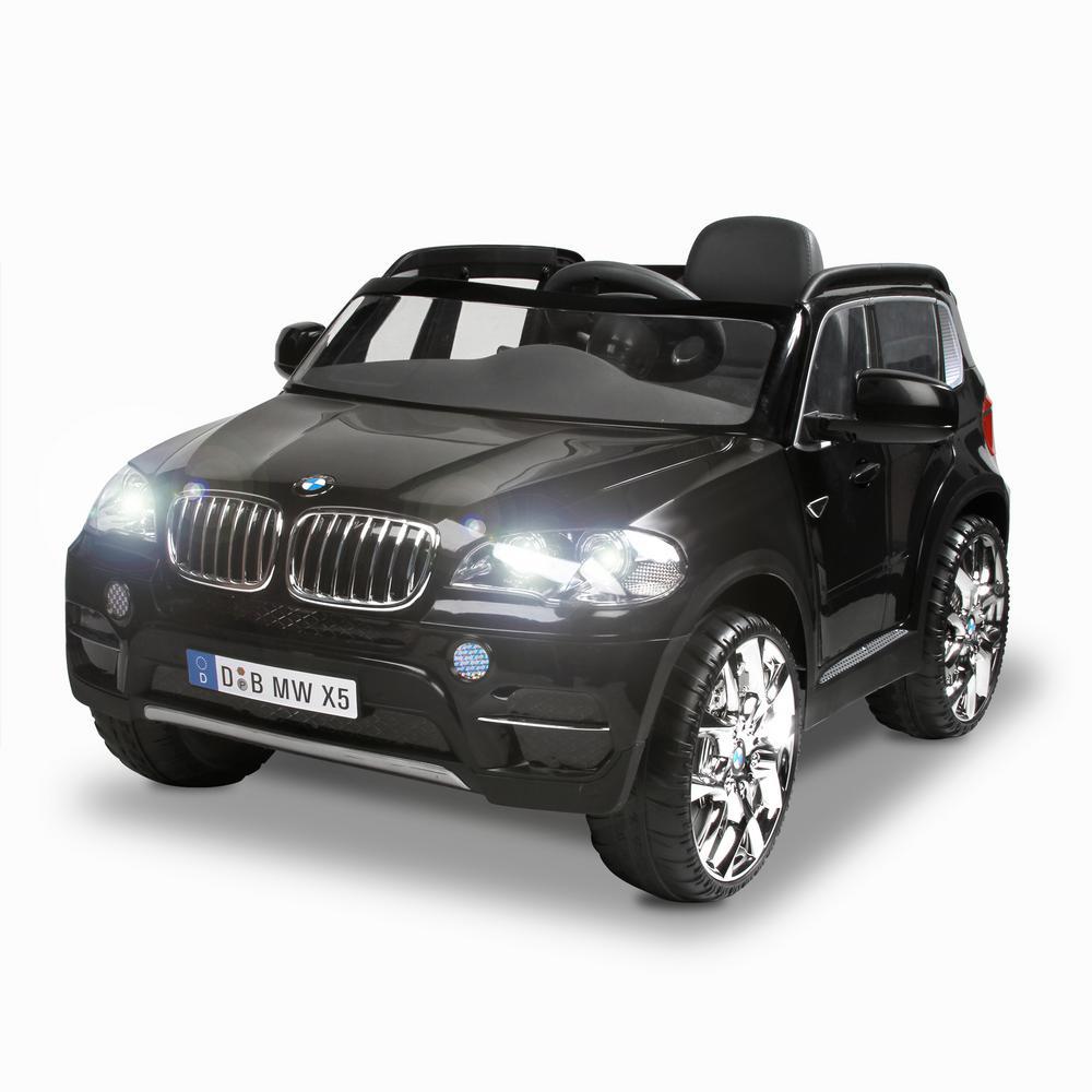 6-Volt Black BMW X5
