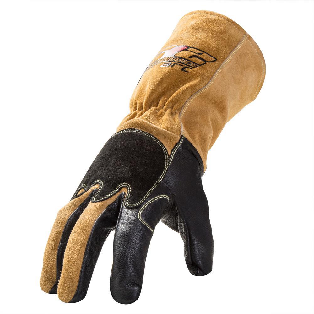 ARC Premium TIG Welding Gloves, X-Large
