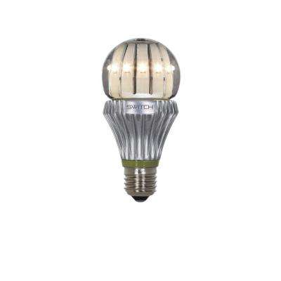 100W Equivalent Cool White  A21 Clear LED Light Bulb