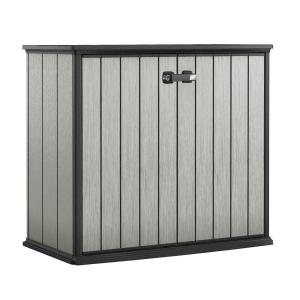 Keter Patio Store 4 6 Ft X 2 6 Ft X 3 11 Ft Resin