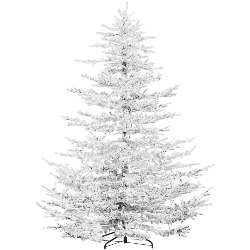 arctic pine artificial christmas tree with smart string lighting - How To String Lights On A Christmas Tree