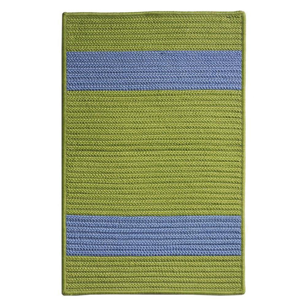 Bright Green/Blue Indoor/Outdoor