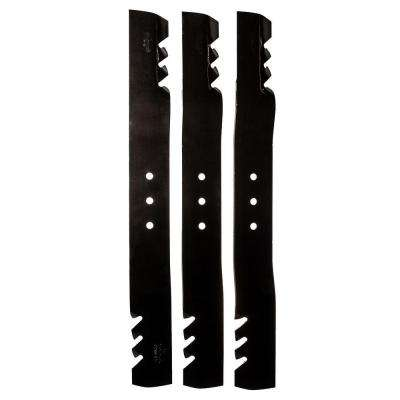Replacement 22.5 in. Blade Set for Select 66 in. Mowers