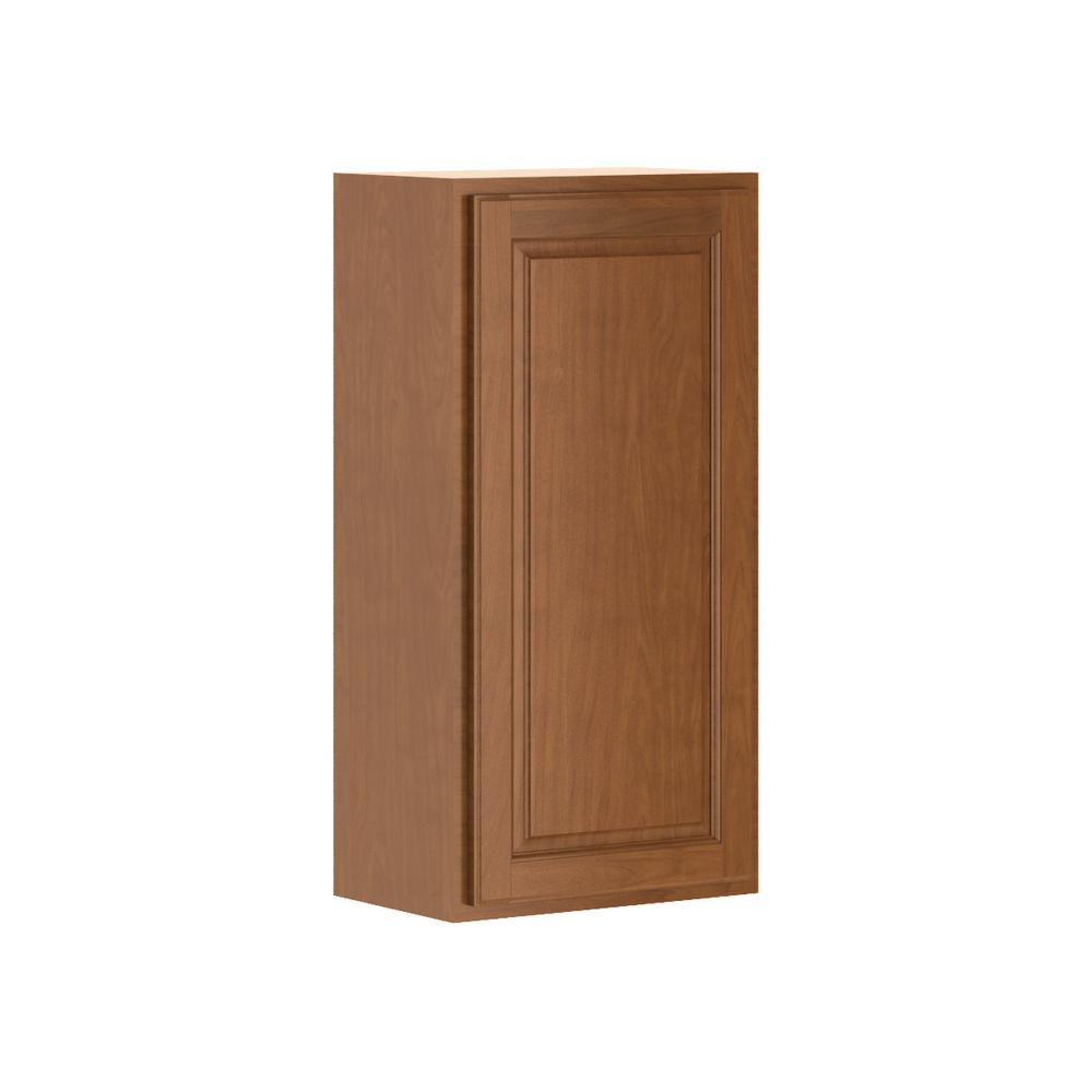 Hampton Bay Madison Assembled 18x36x12 In Wall Cabinet In