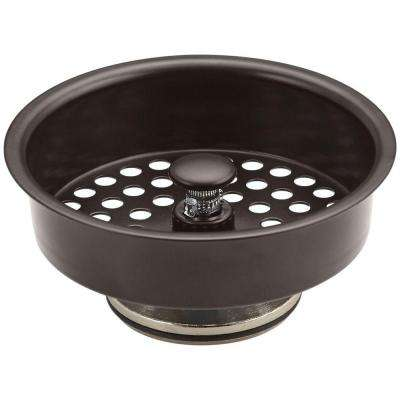 Duostrainer 4-1/2 in. Kitchen Sink Strainer