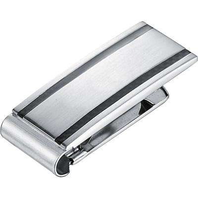 Cepheus Polished Stainless Steel Money Clip