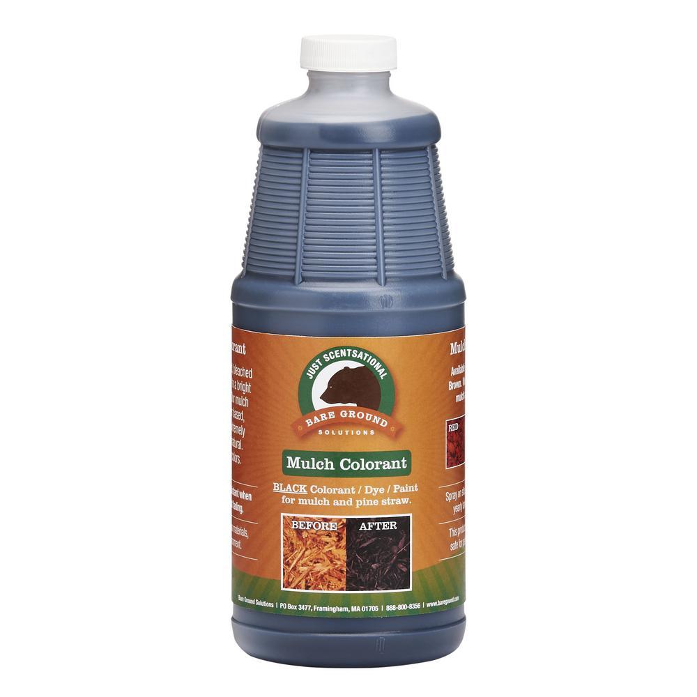 1 Qt. Black Mulch Colorant Concentrate