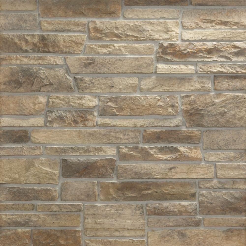 Veneerstone pacific ledge stone vorago flats 10 sq ft for Manufactured veneer stone