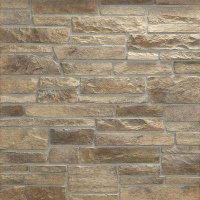 Pacific Ledge Stone Vorago Flats 10 sq. ft. Handy Pack Manufactured Stone