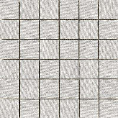 Dunham Rajmata 12.01 in. x 12.01 in. x 10mm Porcelain Mesh-Mounted Mosaic Tile