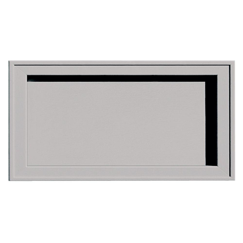 Recessed Jumbo Mounting Block #016-Gray