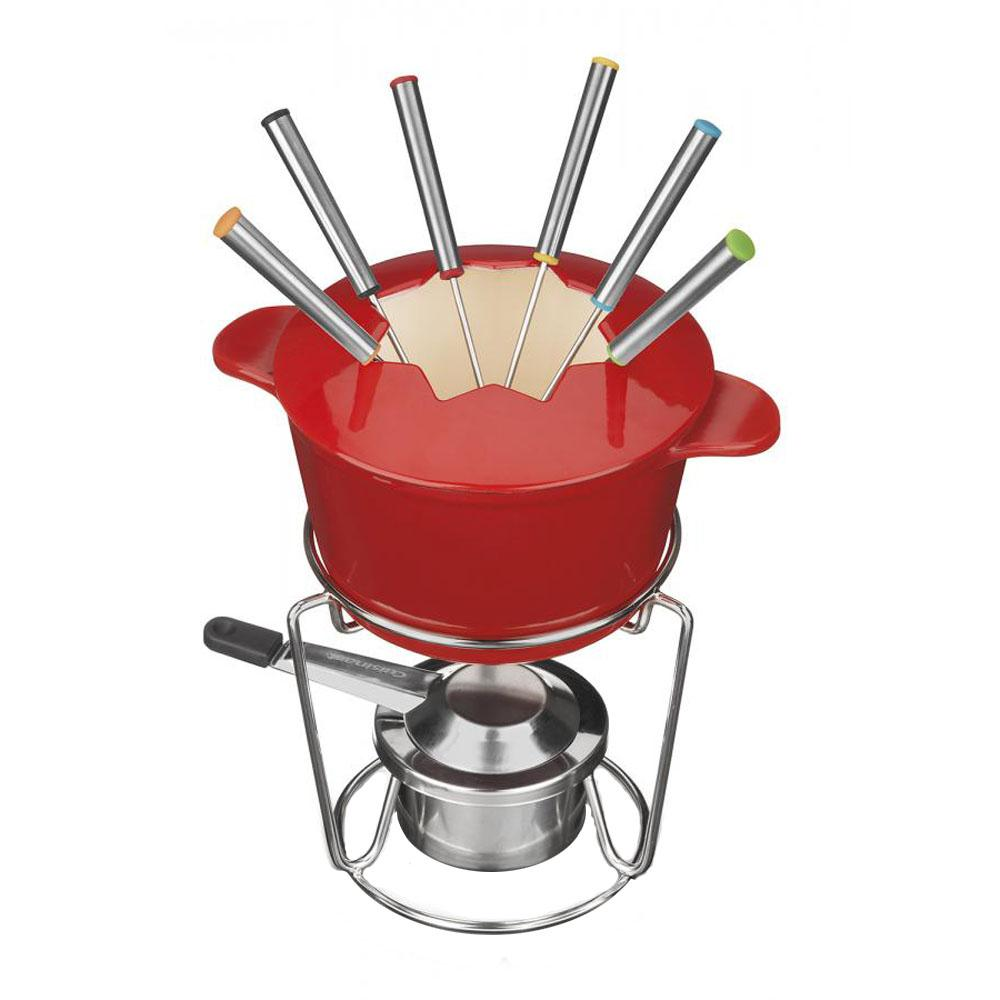 Chef's Classic 13-Piece Fondue Set