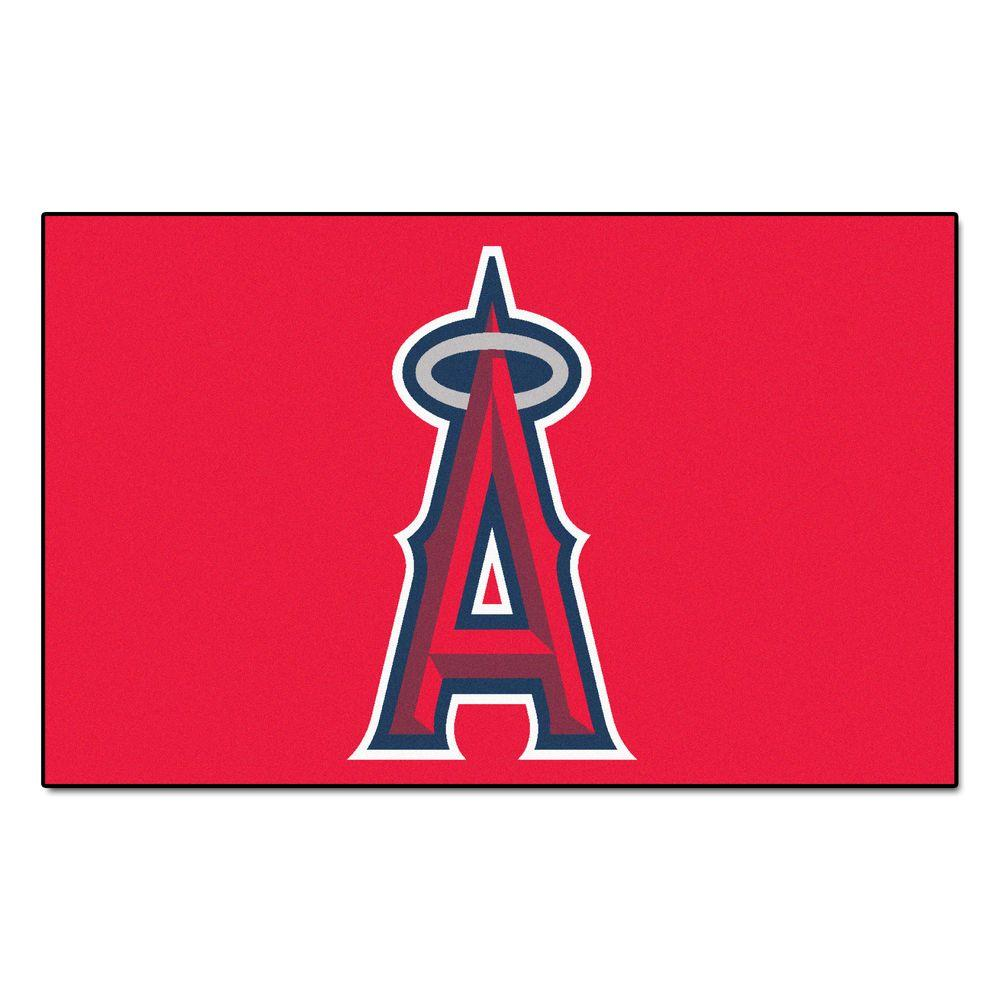 FANMATS Los Angeles Angels 5 ft. x 8 ft. Ulti-Mat