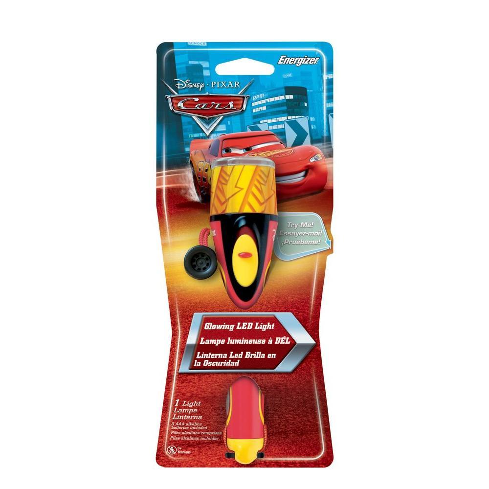 Energizer Disney Cars LED Flashlight