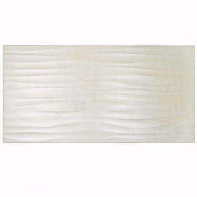 Deco Dubai Pearl 12-1/2 in. x 24-1/2 in. Porcelain Wall Tile (11 sq. ft. / case)