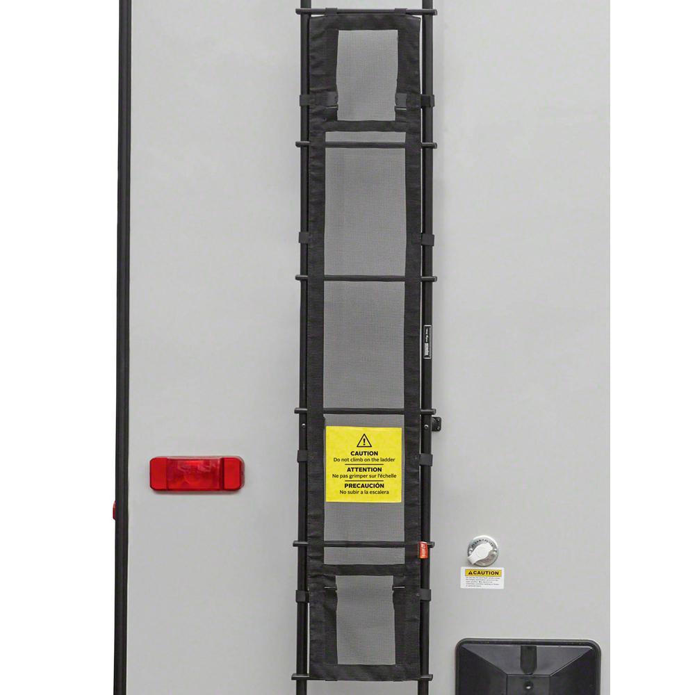 RV Ladder Cover