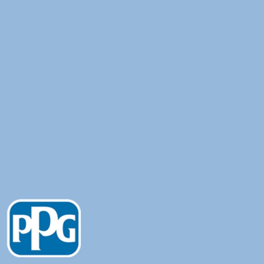 Ppg Timeless 8 Oz Hdppgv15d Periwinkle Blue Flat Interiorexterior
