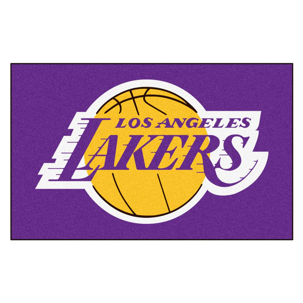 Los Angeles Lakers 5 ft. x 8 ft. Ulti-Mat