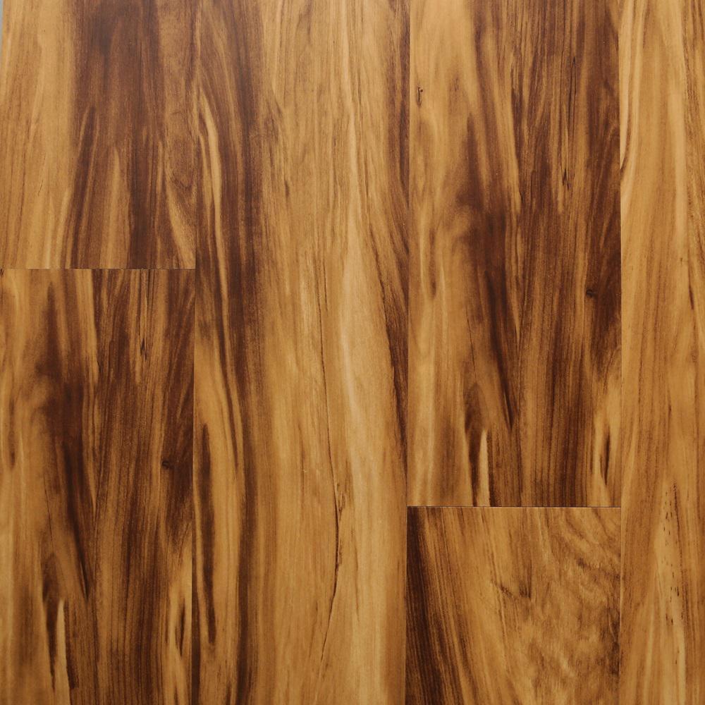 Sequoia 5.83 in. x 48 in. Engineered WPC Vinyl Plank Flooring