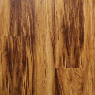 Sequoia 5.83 in. x 48 in. Engineered WPC Vinyl Plank Flooring (17.48 sq. ft. / case)