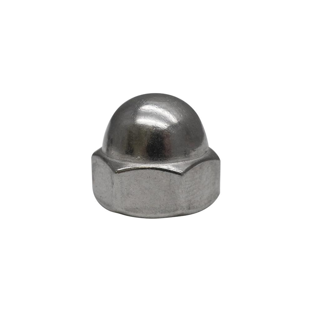 Everbilt 10 24 Stainless Steel Cap Nut 800261 The Home