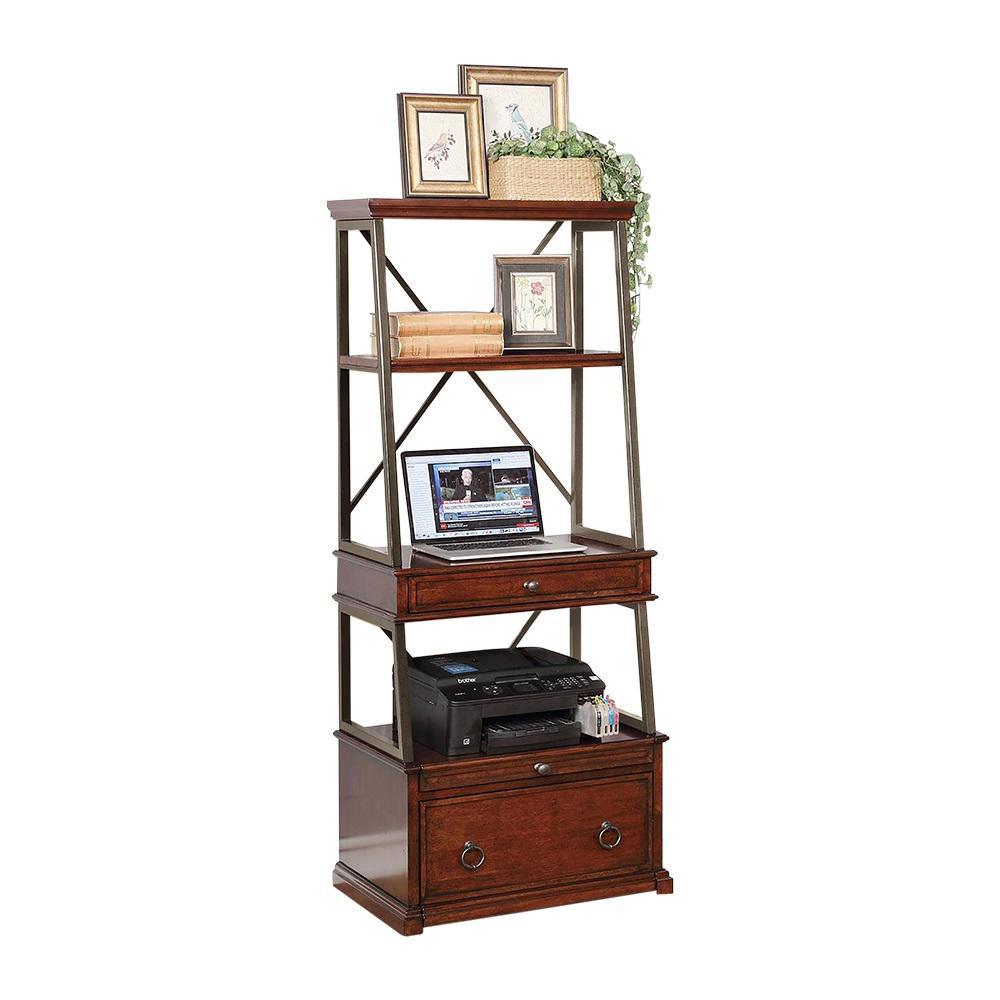 Belmont Cherry Caddie Desk