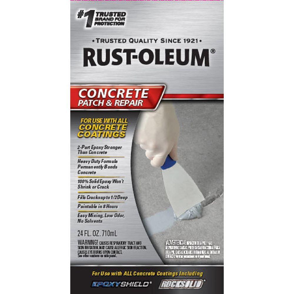 Rust-Oleum 24 oz. Concrete Patch and Repair Kit (Case of 4)