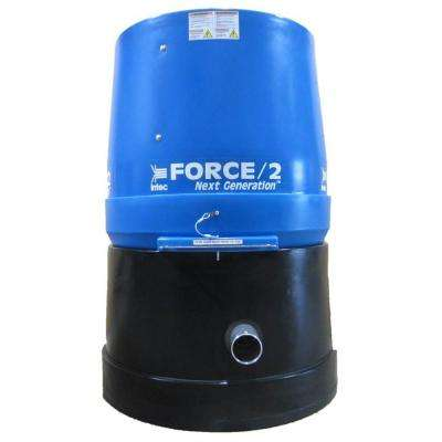 FORCE/2 Next Generation Insulation Blowing Machine