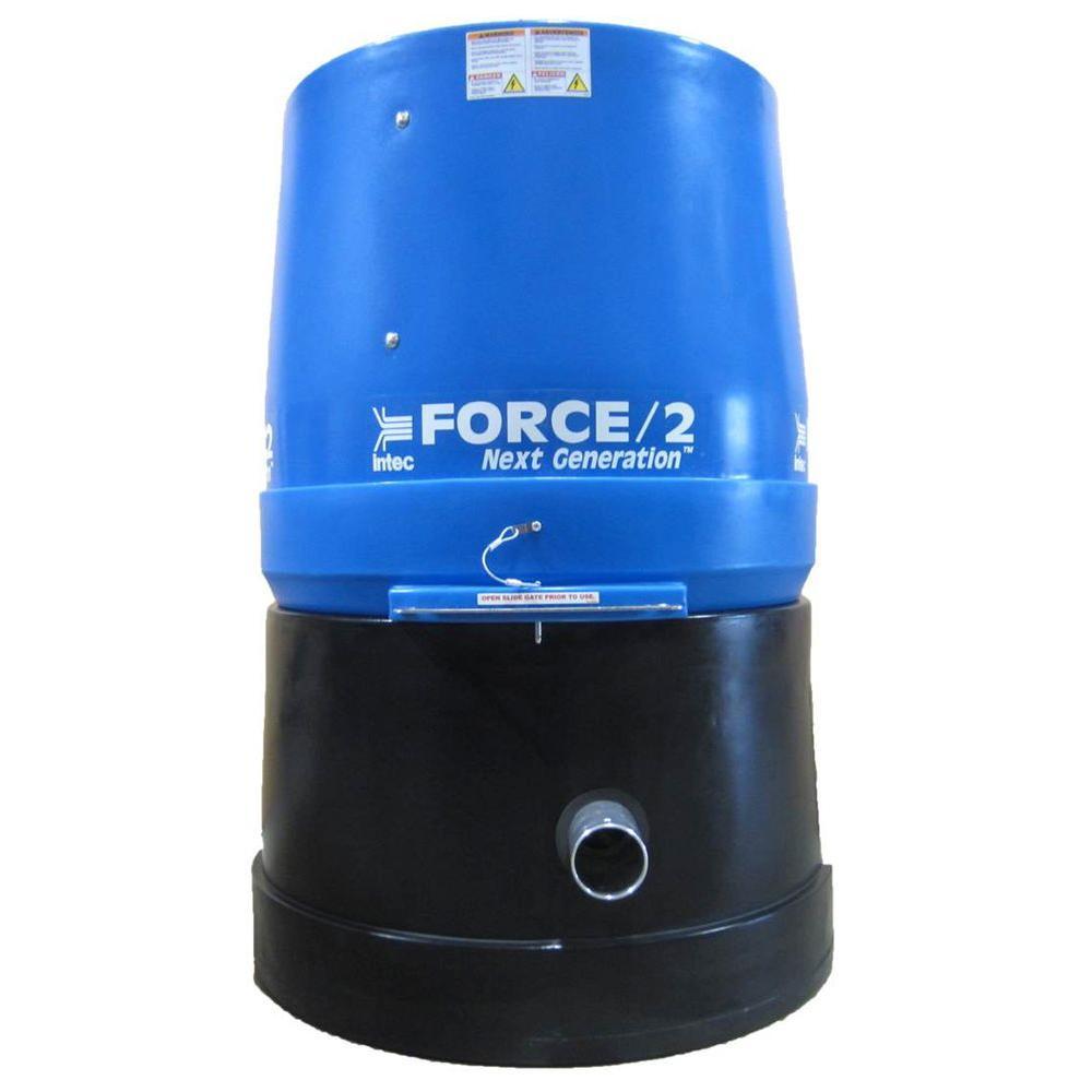 FORCE/2 Next Generation Insulation Blowing Machine