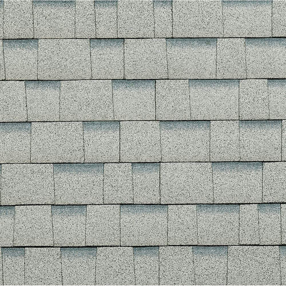 Owens Corning Oakridge Shasta White Laminate Architectural Shingles – Roof Shingles Square Feet Per Bundle