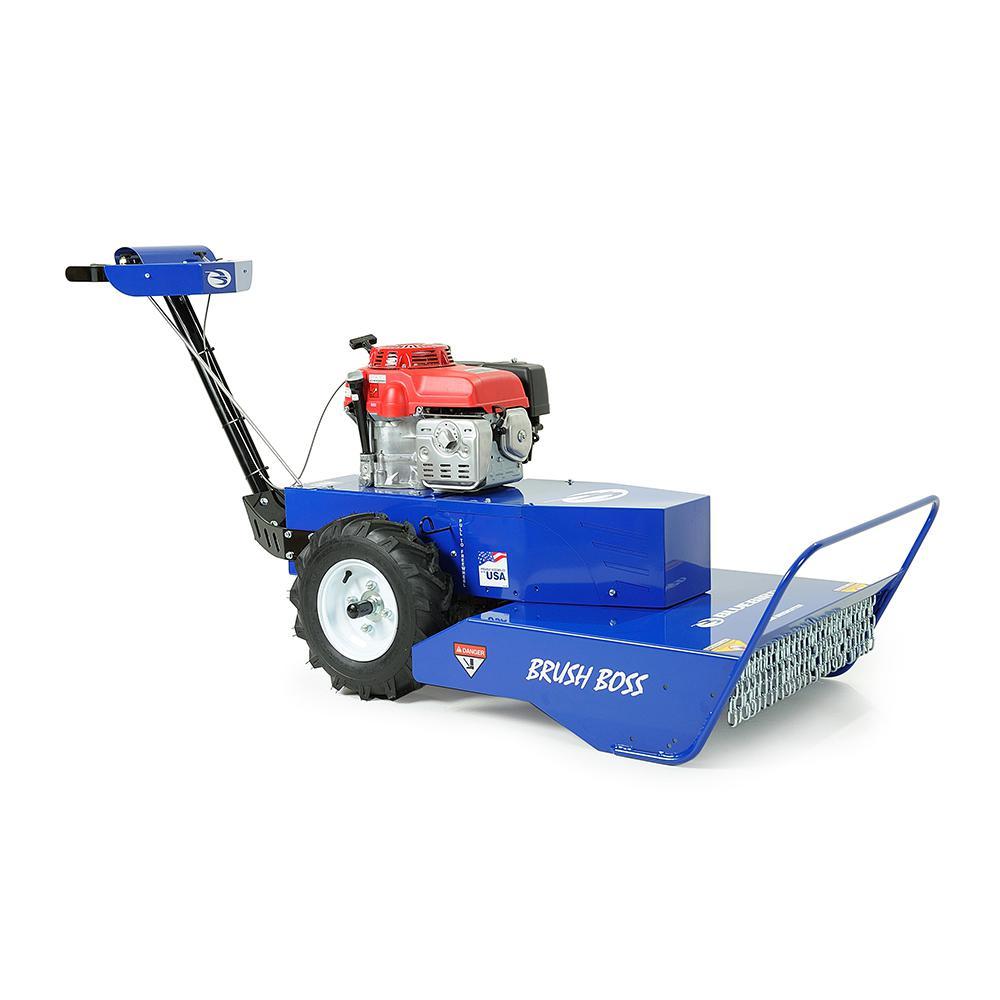 Bluebird Bluebird Brush Boss 26 In 10 2 Hp Honda Gxv390