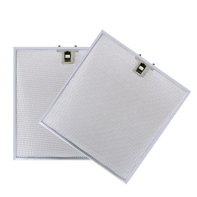Aluminum Filters for 30 in. Convertible in Stainless Steel Pyramid Wall Mount Range Hood (2-Pack)