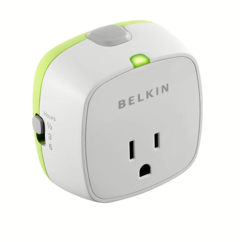 Belkin Conserve Socket 1 Outlet Power Timer