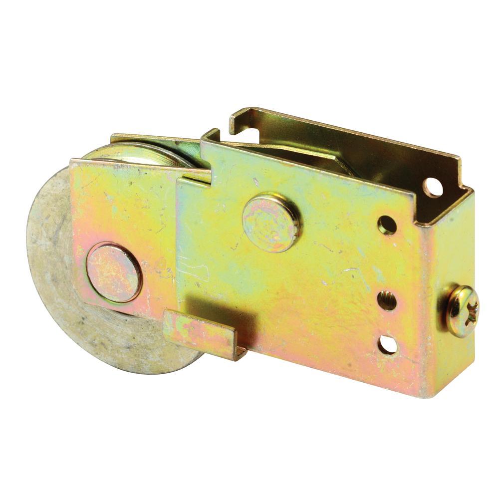 1-1/2 in. Steel Ball Bearing Sliding Door Roller Assembly