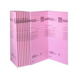 Owens Corning Foamular 1 4 In X 4 Ft X 50 Ft R 1