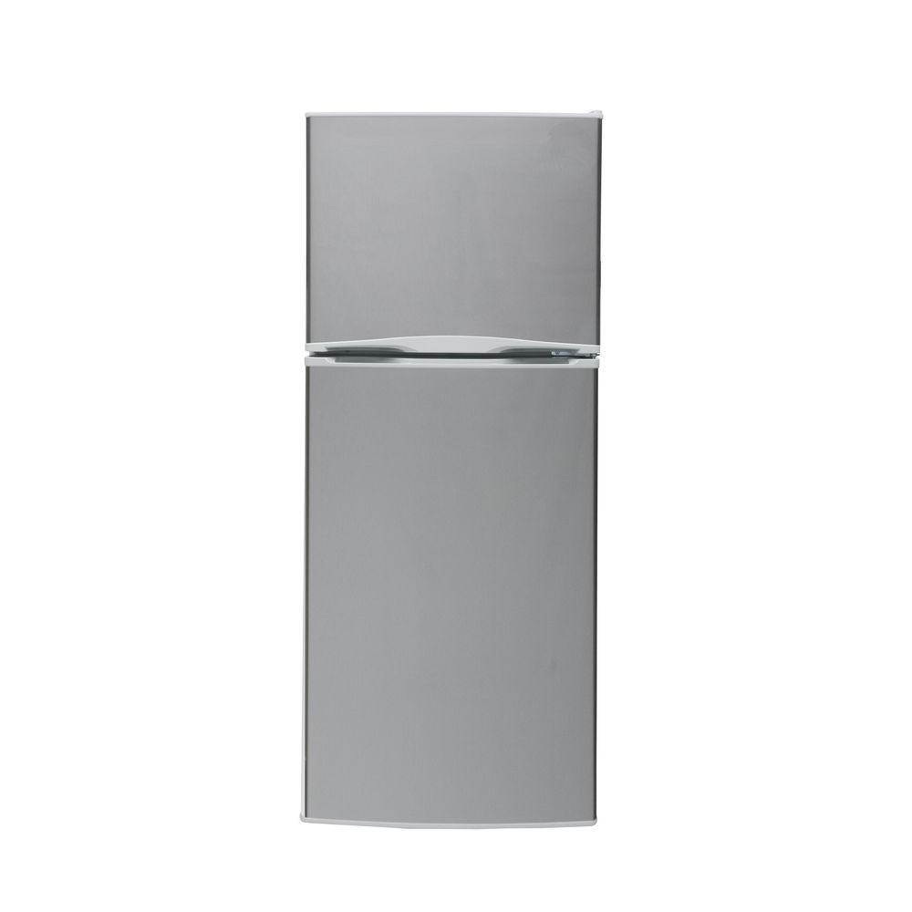 Equator-Media 12 cu. ft. Top Freezer Apartment Refrigerator in ...