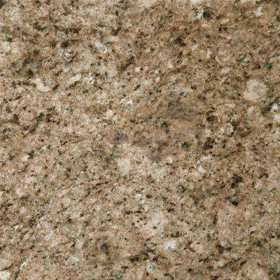 Granite Giallo Veneziano Polished 12.01 in. x 12.01 in. Granite Floor and Wall Tile